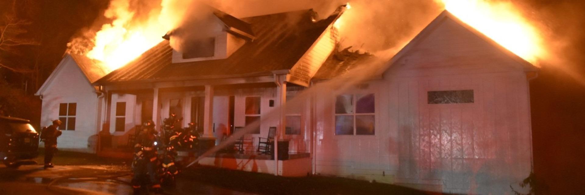 Home Fire Damage